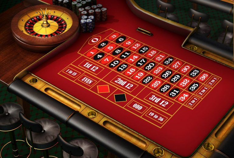 Roulette - Gambling Sites