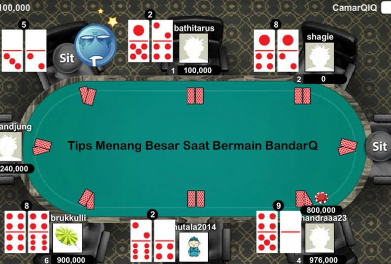 Methods In Poker That Allow You To Win - On-line Gaming