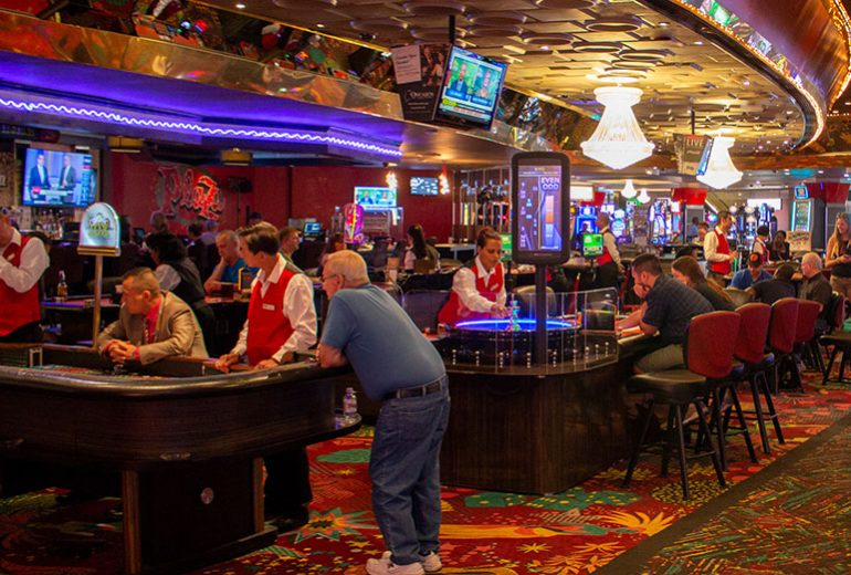 The Conveniences Of Playing Casino Gamings Online Betting