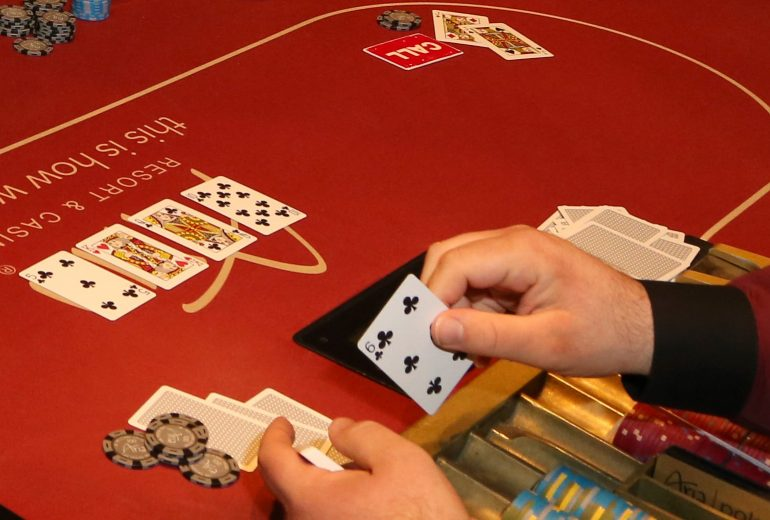 Online Gambling - The way to Be More Productive