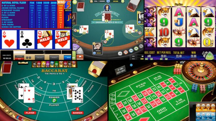 Some Individuals Excel At Casino And a few Do not - Which One Are You?