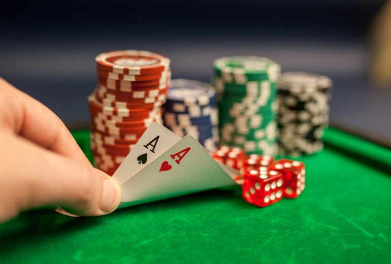 Five Rookie Casino Mistakes You May Repair Immediately
